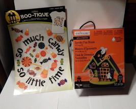 Halloween 3D Foam Kit & Iron On Transfers By Creatology 6+ Spooky Fun Ho... - $7.89