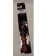 Halloween Pet Dog Collar Celebrate It X Small 8 to 10 Lbs Boo & Bats on ... - $4.93