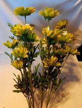 "Fall Christmas Decor Picks Stems Fillers Wildflowers 4ea 29"" Tall x 6"" W... - $9.86"