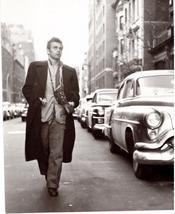 James Dean Broadway Vintage 11X14 BW Movie Memorabilia Photo - $12.95
