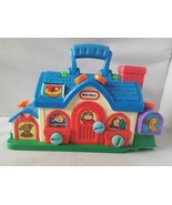 Little Tikes Interactive House Playset Toy Game Play Baby Toddler Dollhouse - $22.61