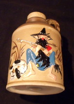 VINTAGE LARGE HILLBILLY WITH A SHOTGUN JUG MOON... - $3.99