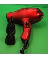 JEEGOL HAIR DRYER RED 1875 WATT - $33.12