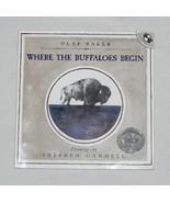 Where The Buffaloes Begin by Olaf Baker - $8.99
