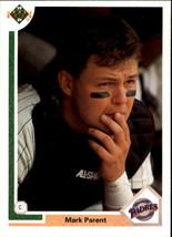 1991 Upper Deck Mark Parent #470 San Diego Padres (MT) Baseball Card - $0.10