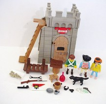 Playmobil 3859 Jail Pirate Stronghold Carcel  - $24.99