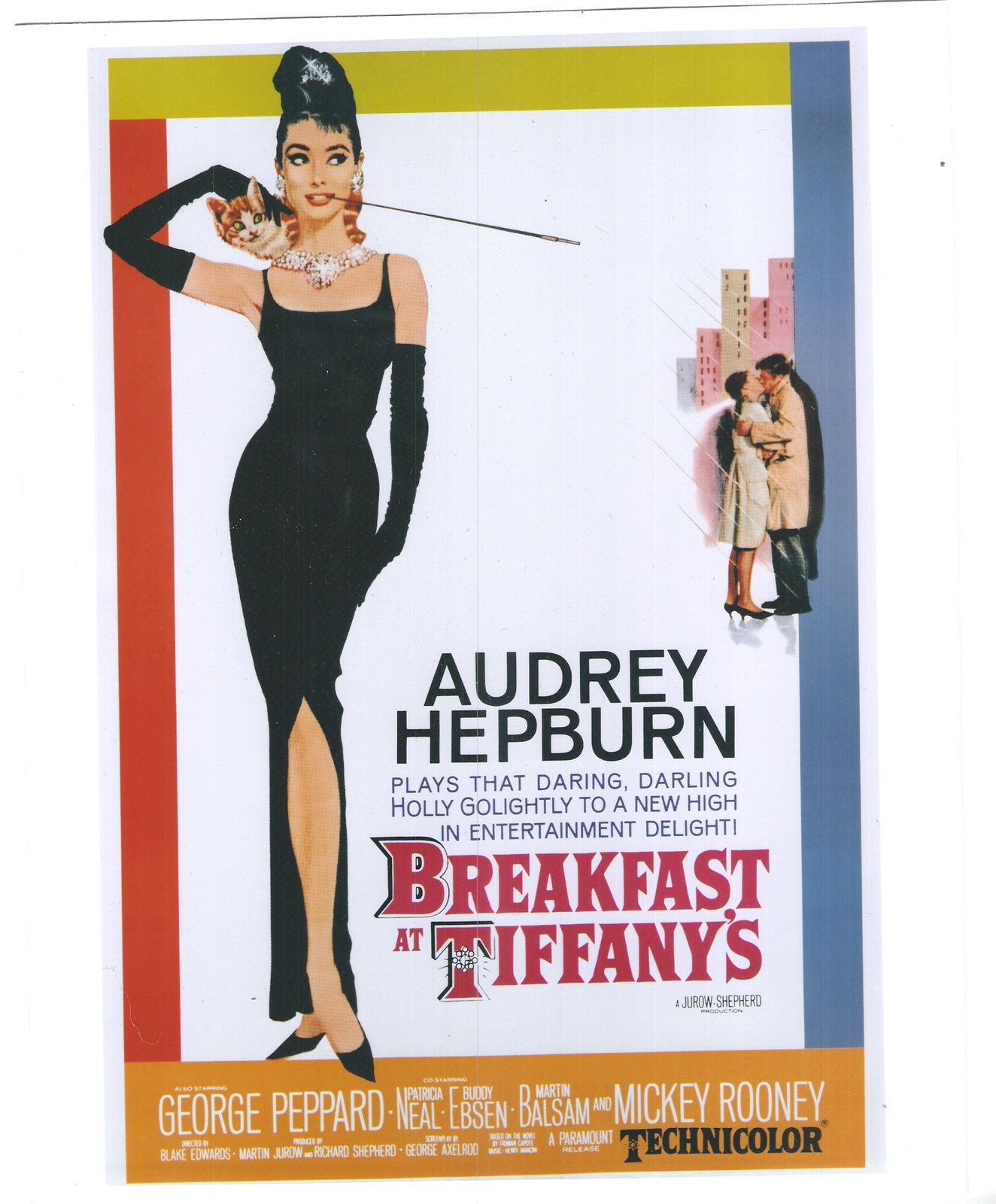 Breakfast at Tiffany's Audrey - 687.2KB