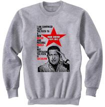 Hugo Chavez    New Cotton Grey Sweatshirt  S M L Xl Xxl - $31.88