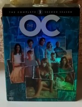 OC the Complete Second Season DVD Boxed Set - $19.99
