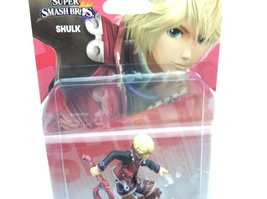 Amiibo Xenoblade Chronicles Shulk Super Smash Brothers Nintendo Wii U Ga... - $199.99