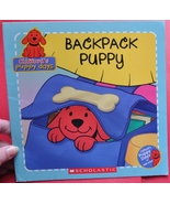 Clifford the Big Red Dog in his Puppy Days Goes to School - Backpack Pup... - $1.50
