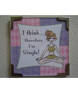 Linda Grayson gift magnet woman new - $4.00