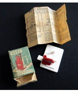 Vintage Hexe Automatic Needle Threader w instructions IOB - $3.99