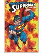DC Superman Doomsday Hunter Prey Books 1-3 Graphic Novels - $14.95