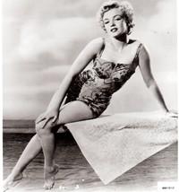 Marilyn Monroe Towel EP  Vintage 8X10 BW Movie Memorabilia Photo - $6.99