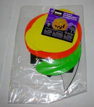 Halloween Foam Pumpkin Kit 10pc Creatology Foam Activity Kit 4+ 40P - $3.94
