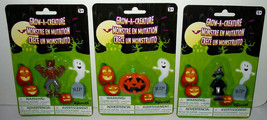 Halloween Grow A Creature Put in Water 5 Times it Size 3 Different ones ... - £5.92 GBP