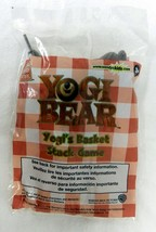 Collectible Wendys Kids Meal Yogi Bear Basket Stack Game Set Toy Unisex New - $19.57