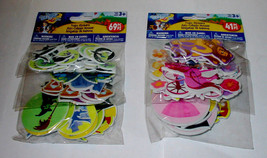 "The Wizard Of Oz Foam Sticker Kits 3+ Total of 110pcs 2"" x 1"" Munchkins ... - $5.89"