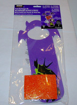 "Halloween Foam Door hanger Kit 13pc Creatology 4+ Makes one Ghost 10"" x ... - $5.91"