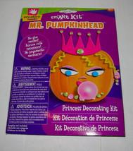 Halloween Mr. Pumpkinhead Smart Kit Creative Hands Princess Decorating K... - $4.92