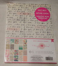 Maggie Holmes Stationary Paper Designs 60 sheet... - $3.94