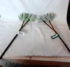"Ashland Fall Decor Breckenridge Stems Picks Flowers Glitter Bendable 24""... - $9.83"