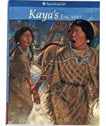 Kaya's Escape (American Girl Collection) Shaw, Janet - $5.93