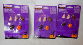 "Creatology Halloween Mini Body Parts 3+ 15pc Total 1"" x 1"" Michaels Stor... - $4.92"