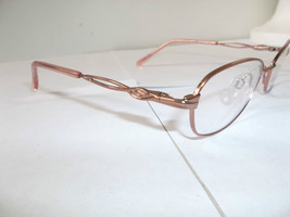 Clearvision Designer Eyeglasses Frames Cynthia Mauve Size : 50-17-130 mm - $20.99
