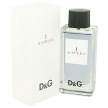 Le Bateleur 1 by Dolce & Gabbana Eau De Toilette Spray 3.3 oz (Men) - $80.30