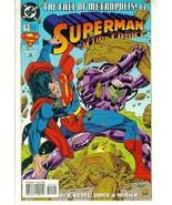 ACTION COMICS #701 NM! ~ SUPERMAN! - $1.00