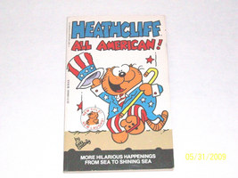 HEATHCLIFF ALL AMERICAN ! - $2.00