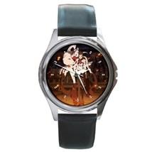 Hot New Un Go Inga Ron Manga Anime Leather Watch Wristwatch - $12.00