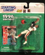 Starting Lineup Action Figure Carl Pickens Cincinnati Bengals - Released... - $8.79