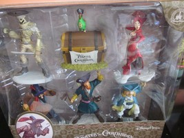 Wdw Disney Parks Pirates Of The Caribb EAN Collectible Figures Brand New In Box - $24.99
