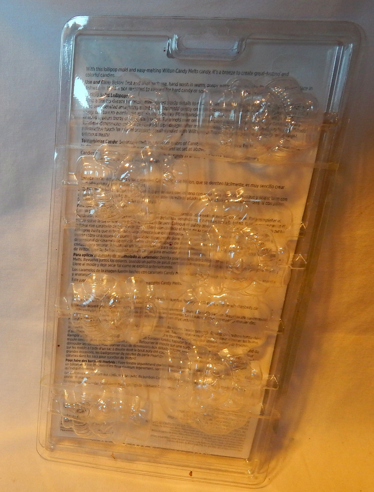 Wilton Lollipop Mold Set Michaels Exclusive and 50 similar items