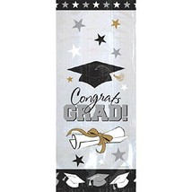 Graduation Cello Bags | Party Favor | Pack of 20 - $5.81