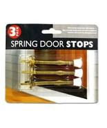 3 Pack 3 Inch Spring Doorstops - $5.24