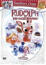 Rudolph the Red-Nosed Reindeer DVD