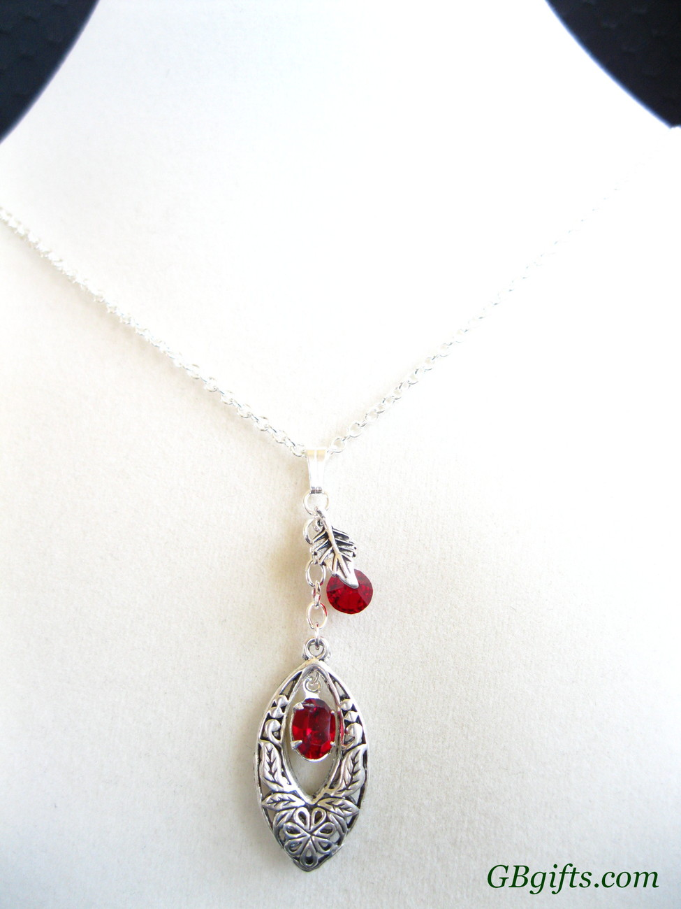 Primary image for Swarovski crystal necklace #NS2500001