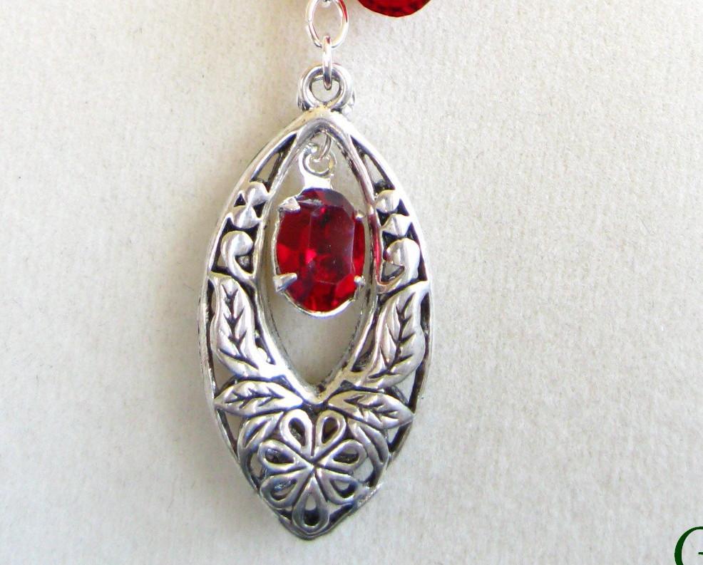 Swarovski crystal necklace #NS2500001