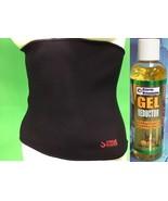 Xtreme Shaper Belt + GEL PINA Wrap - thermo,sauna hot slimming shaper re... - $19.94
