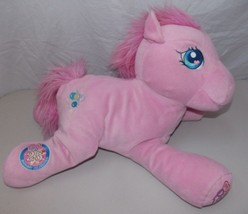 "My Little Pony 25th Birthday Celebration  Pinkie Pie Plush 20"" Hasbro 2007  - $39.59"
