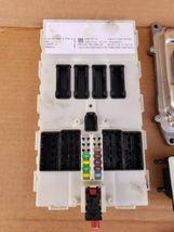 Bmw F30 F33 328i 428i N20 2.0 4cyl Turbo DME ECU Key Cas Ignition Module Set image 7
