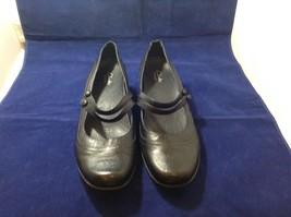Clark's Active Air Women's Black Comfortable Casual Dress Shoes Sz 10M image 1