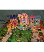 Lot Loving Family Sweet Streets West Mat People Accessories Building Fai... - $197.95
