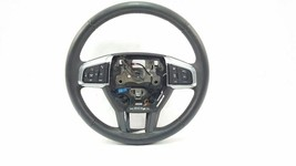 Black Leather Steering Wheel OEM 2018 Land Rover Discovery Sport R347803  - $448.68