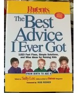 Parents Magazines The Best Advice I Ever Got - $14.00
