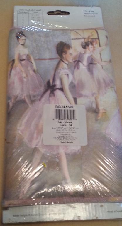 Home Trends Kids Wallpaper Border Rg7415of Ballerina